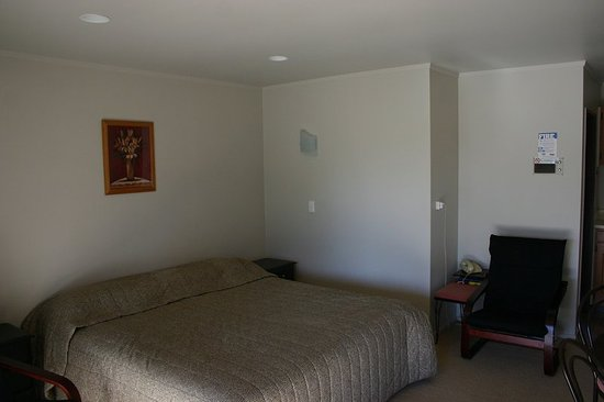 Turangi, New Zealand: Bedroom view