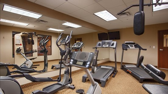 Lackawanna, NY: Fitness Center