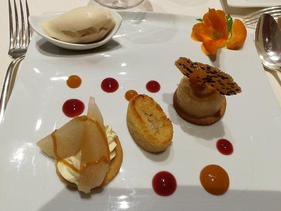 Tarare, Francia: restaurant jean brouilly