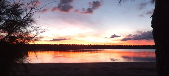 Laidley, Αυστραλία: Sunsets are always beautiful at Lake Dyer