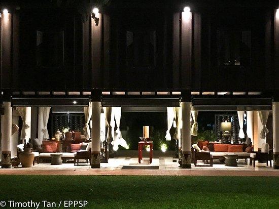 Sofitel Luang Prabang Hotel: Main Lobby