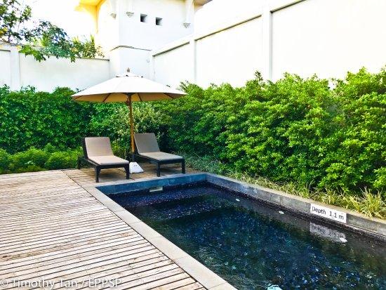 Sofitel Luang Prabang Hotel: Private Pool