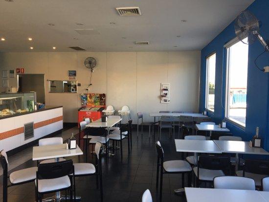 Casula, أستراليا: Seating Area