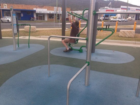 Tamworth, Australia: Fitness Equipment