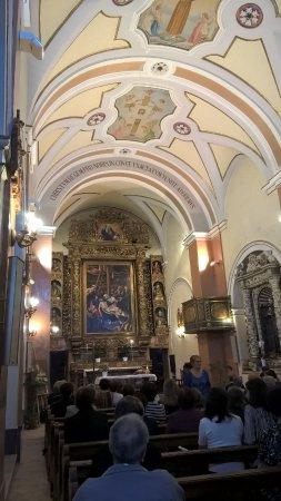 Basilica of Our Lady of the Sacred Mountain: Santuario