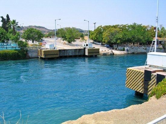 Submersible Bridges