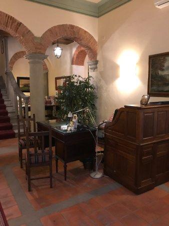Hotel Morandi Alla Crocetta: Accueil