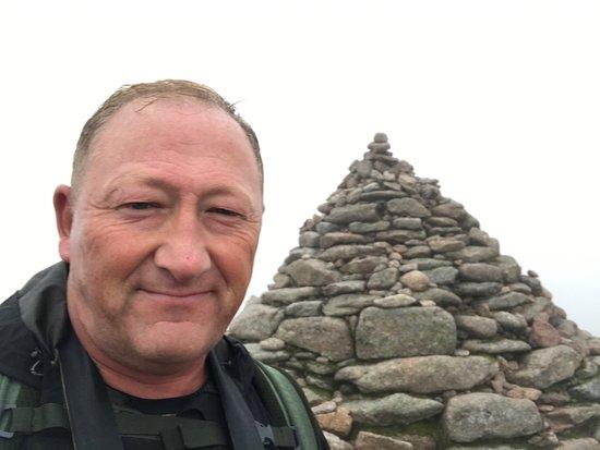 Aviemore, UK: Me at Cairn Gorm.