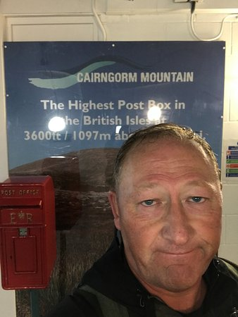 Aviemore, UK: The only thing i posted up here was a picture of myself.