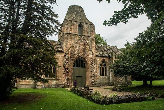Longniddry, UK: Seton Collegiate Church