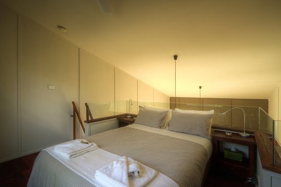 Dunkeld, Australia: Lofthouse, upstairs bedroom