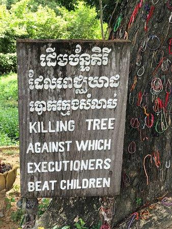 Choeung Ek Genocidal Center: photo2.jpg