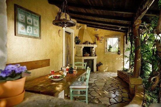Muntic, Croácia: Skabe Farmhouse