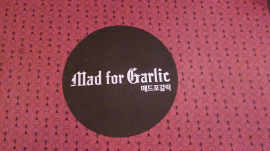 Mad For Garlic: Expect to eat more garlic than usual