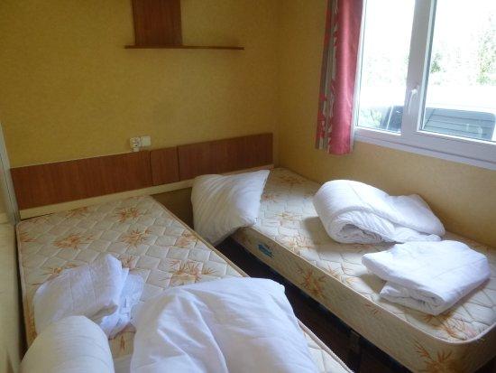 Pentrez, Frankrijk: bonne literie confortable