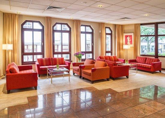Golden tulip bielefeld city bielefeld almanya otel for Hotel bremen bielefeld