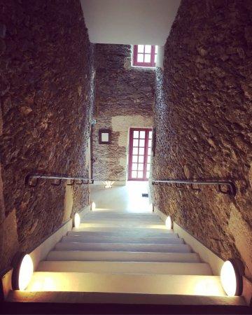 citadelle vauban hotel musee le palais frankrijk foto. Black Bedroom Furniture Sets. Home Design Ideas
