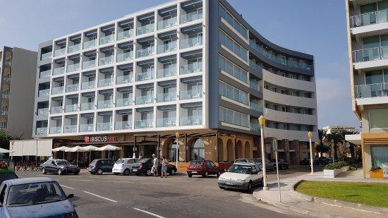 Ibiscus Hotel: 20170904_093305_large.jpg