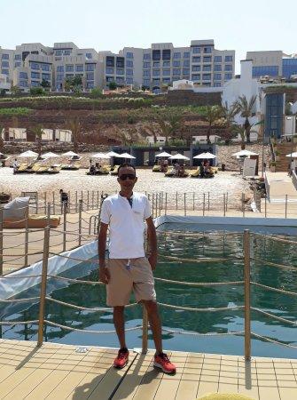 Día del Niño atributo embotellamiento  Hilton Dead Sea Resort & Spa - Picture of Hilton Dead Sea Resort ...