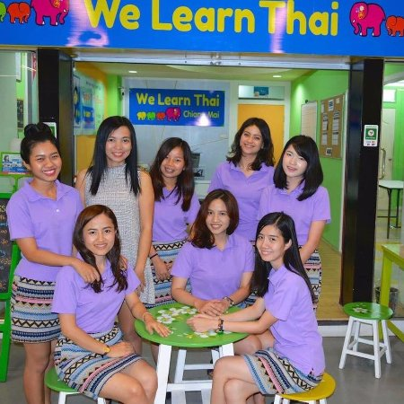 We Learn Thai Chiang Mai