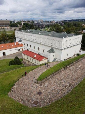 Castle Hill : vista del museo nazionale