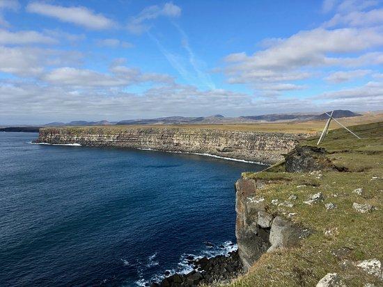Krysuvik Cliffs