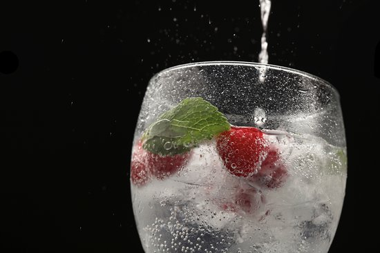 MG-Cafe: Gin Tonic Cocktails MG Café