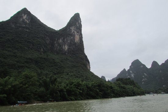 Guangxi, China: Li River