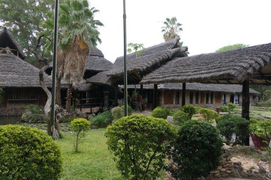 Sarova Shaba Game Lodge Resmi