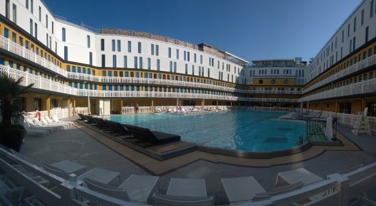 Picture of hotel molitor paris mgallery for The molitor hotel