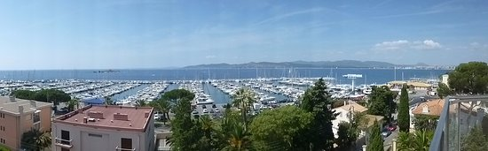 Hotel Brise de Mer : Saint Raphaël_Hôtel Brise de Mer_Vue panoramique depuis toit-terrasse