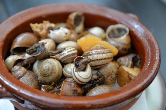 Lluc, Spain: CARACOLES