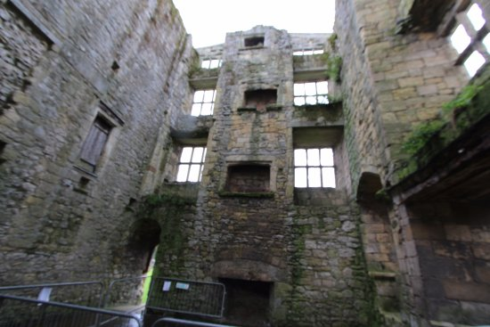 Helmsley, UK: One of the buildings internals