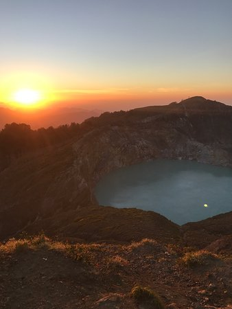 Mount Kelimutu Photo