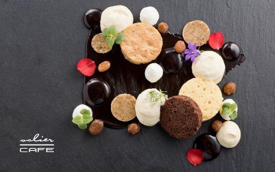 Godollo, Ουγγαρία: Somlói dessert - a'la Solier