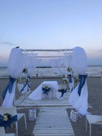 Monnalisa: location della cerimonia