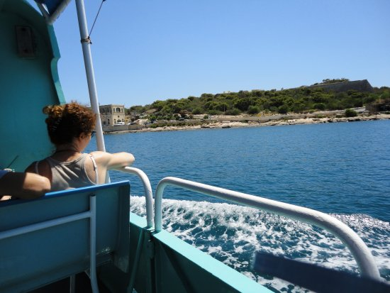 Captain Morgan Cruises: 海の上