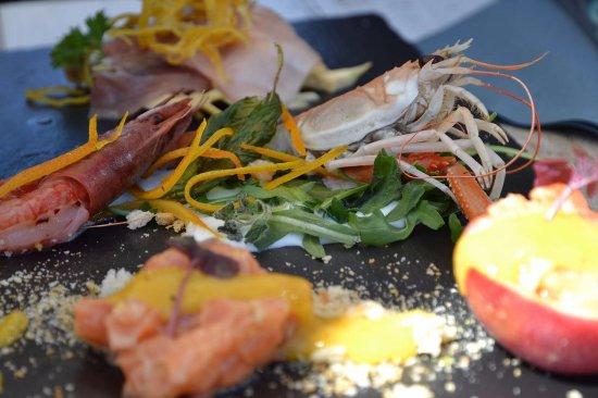 La Rivetta - Soul Food & Relax : Crudo misto