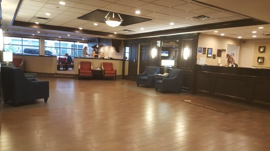 Comfort Inn Downtown: 20170915_073130_large.jpg