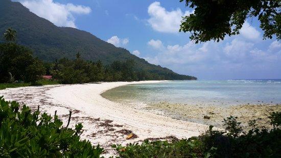 Silhouette Island صورة فوتوغرافية