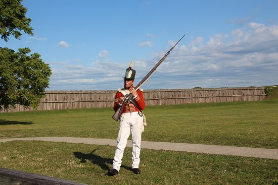 Fort George National Historic Site of Canada Photo