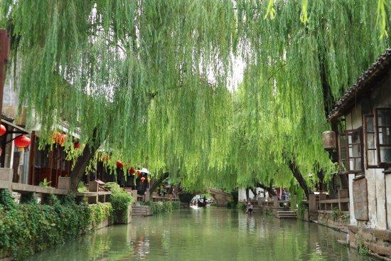 Kunshan, China: 游船照