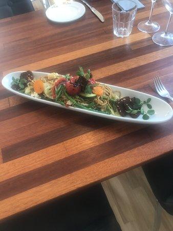 Sandvig, Denmark: Hector's Cafe og Restaurant