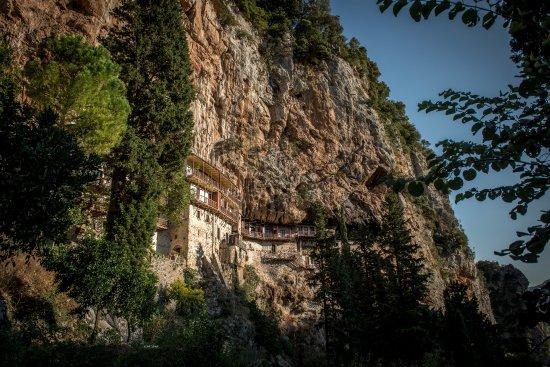 Arkadia Region, Greece: The view