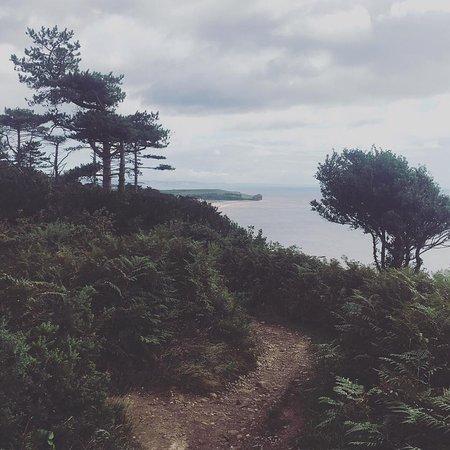 Budleigh Salterton, UK: jurassic coastal walk
