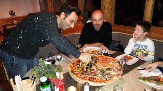 Bergkirchen, Alemania: Verace Pizzeria Cucina