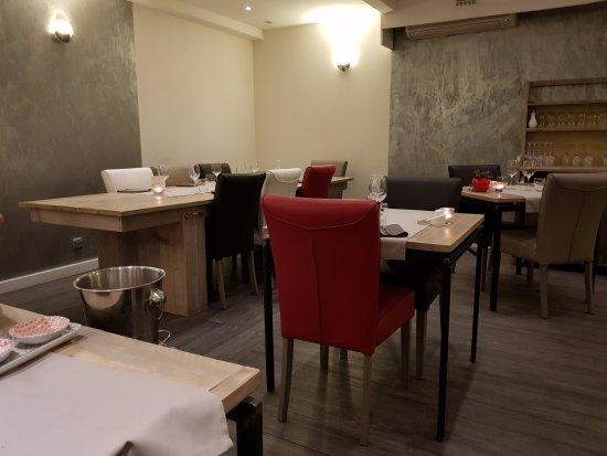 Restaurant L Entrevue Sainte Marie La Mer