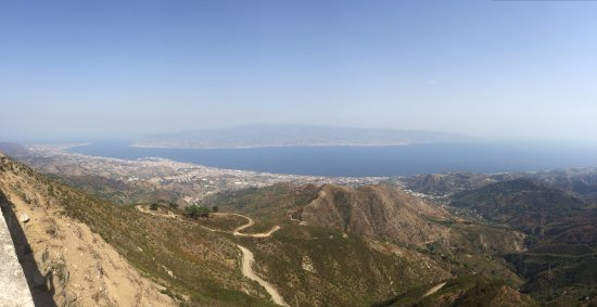 Province of Messina, Italien: vista da dinnammare
