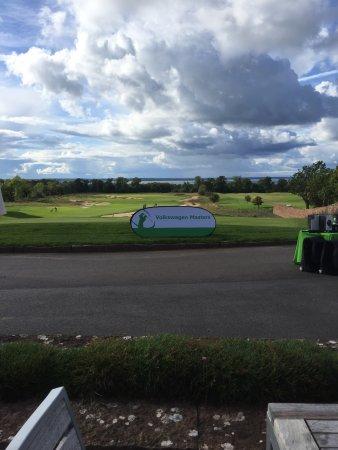 Finfin golfanläggning med bra service