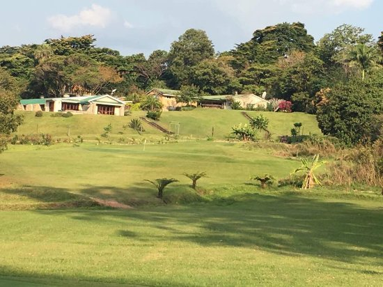 Nyanga, Zimbabwe: Lush and beautiful grounds